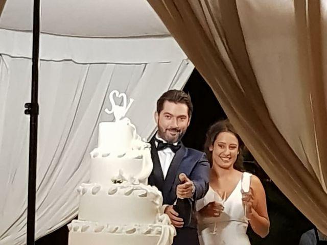Il matrimonio di Simone e Vittoria a San Miniato, Pisa 11