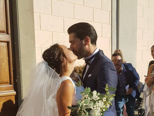 Il matrimonio di Simone e Vittoria a San Miniato, Pisa 13