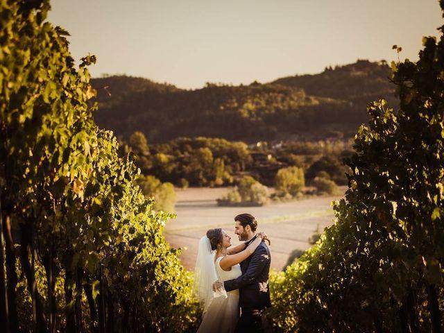 Il matrimonio di Simone e Vittoria a San Miniato, Pisa 2