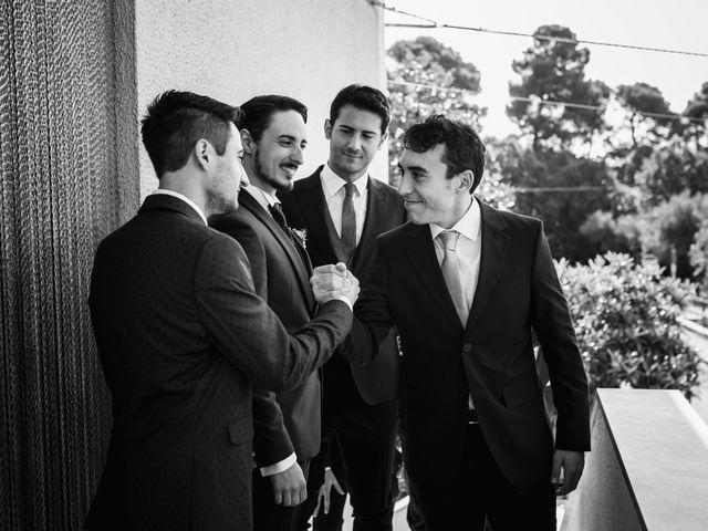 Il matrimonio di Ciro e Silvia a Montecassiano, Macerata 8