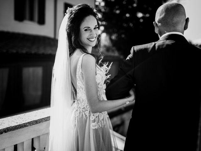 Il matrimonio di Ciro e Silvia a Montecassiano, Macerata 25