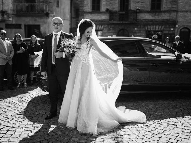 Il matrimonio di Ciro e Silvia a Montecassiano, Macerata 28