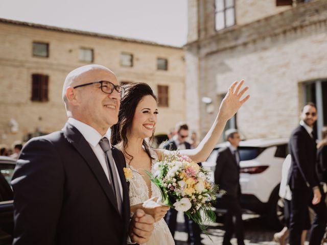 Il matrimonio di Ciro e Silvia a Montecassiano, Macerata 29