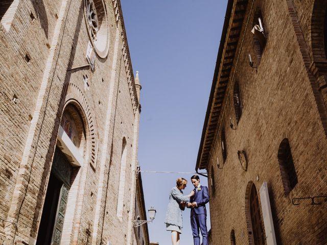 Il matrimonio di Ciro e Silvia a Montecassiano, Macerata 30