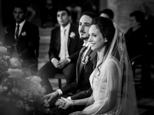 Il matrimonio di Ciro e Silvia a Montecassiano, Macerata 34