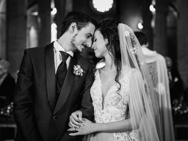 Il matrimonio di Ciro e Silvia a Montecassiano, Macerata 35
