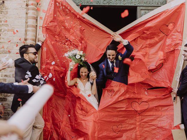 Il matrimonio di Ciro e Silvia a Montecassiano, Macerata 36