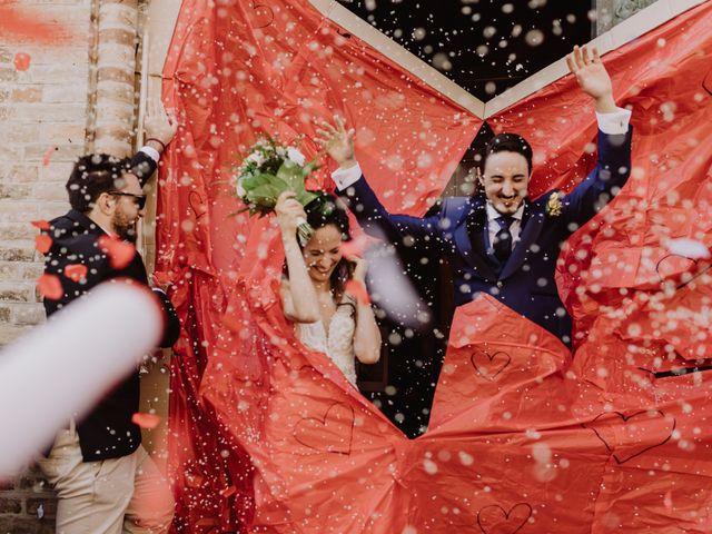Il matrimonio di Ciro e Silvia a Montecassiano, Macerata 37