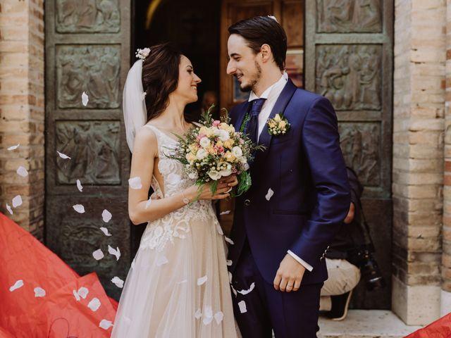 Il matrimonio di Ciro e Silvia a Montecassiano, Macerata 38