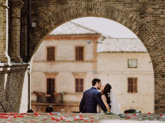 Il matrimonio di Ciro e Silvia a Montecassiano, Macerata 39