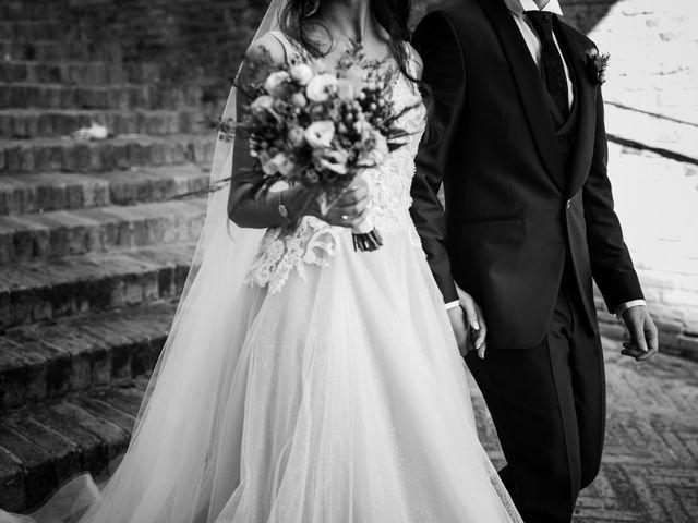 Il matrimonio di Ciro e Silvia a Montecassiano, Macerata 41
