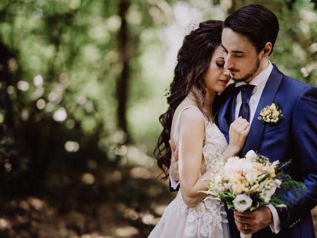 Il matrimonio di Ciro e Silvia a Montecassiano, Macerata 43