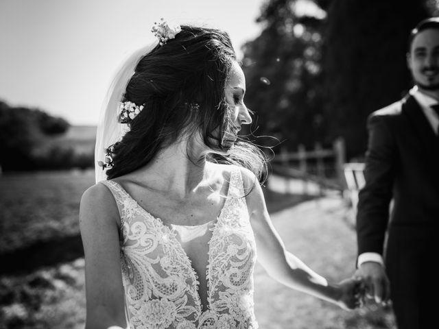 Il matrimonio di Ciro e Silvia a Montecassiano, Macerata 48