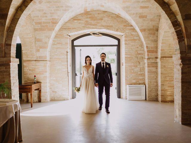 Il matrimonio di Ciro e Silvia a Montecassiano, Macerata 55