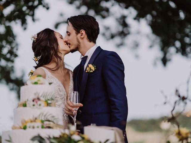 Il matrimonio di Ciro e Silvia a Montecassiano, Macerata 64