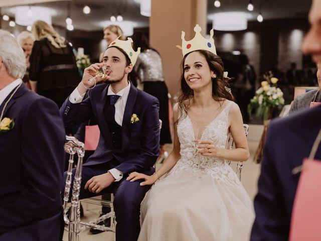 Il matrimonio di Ciro e Silvia a Montecassiano, Macerata 72