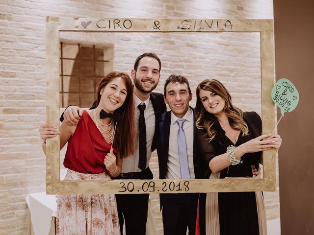 Il matrimonio di Ciro e Silvia a Montecassiano, Macerata 74