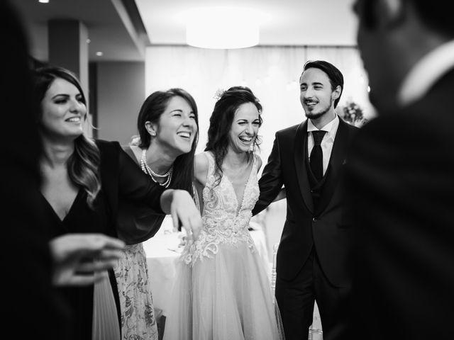 Il matrimonio di Ciro e Silvia a Montecassiano, Macerata 75