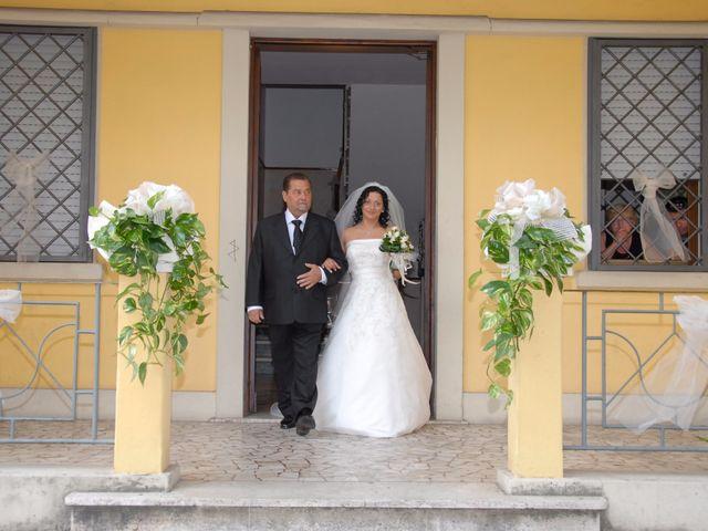 Il matrimonio di Pietro e Camilla a Pescia, Pistoia 10