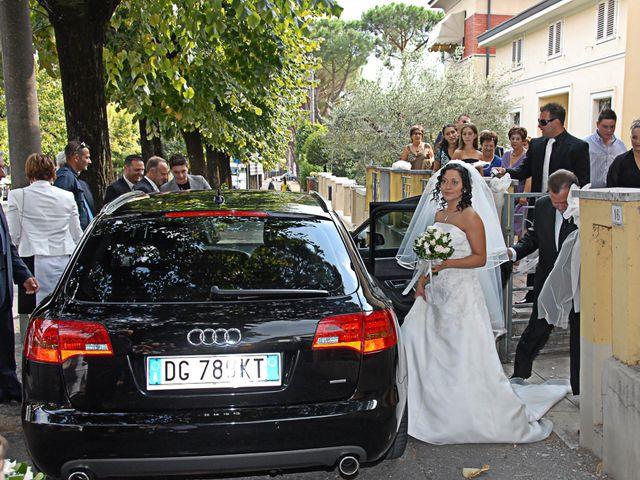 Il matrimonio di Pietro e Camilla a Pescia, Pistoia 11