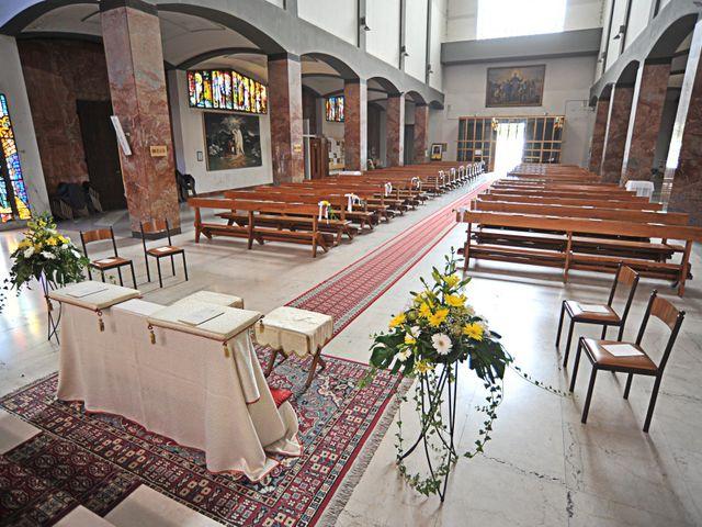 Il matrimonio di Pietro e Camilla a Pescia, Pistoia 15