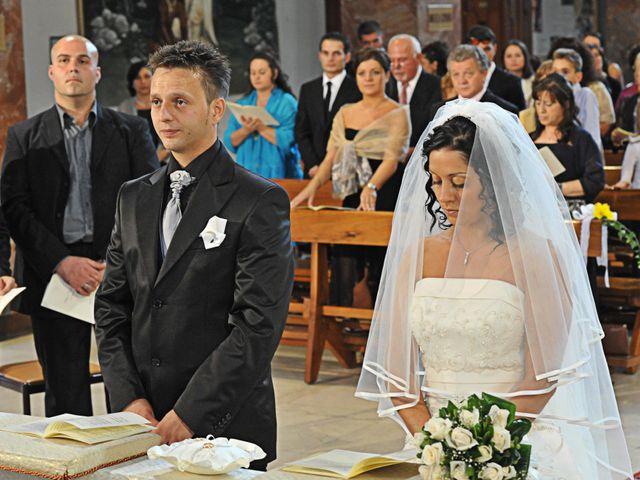 Il matrimonio di Pietro e Camilla a Pescia, Pistoia 31