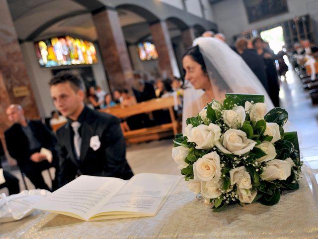 Il matrimonio di Pietro e Camilla a Pescia, Pistoia 33