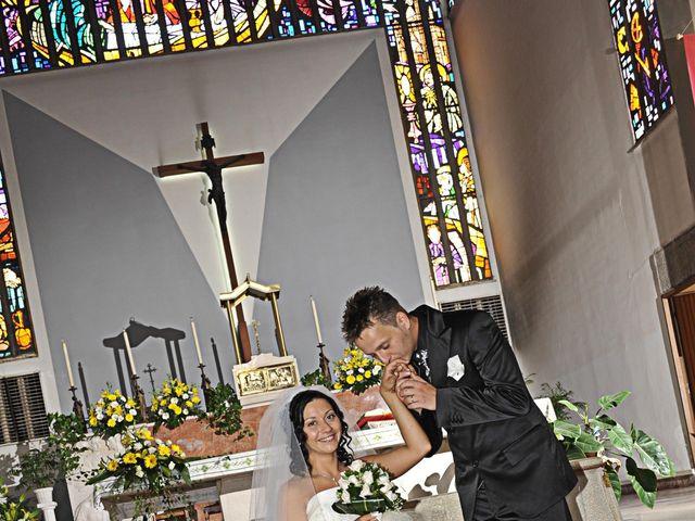 Il matrimonio di Pietro e Camilla a Pescia, Pistoia 38
