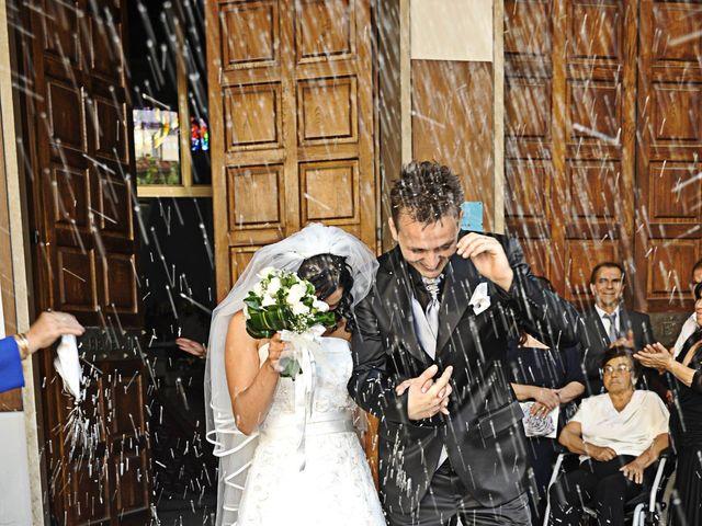Il matrimonio di Pietro e Camilla a Pescia, Pistoia 41