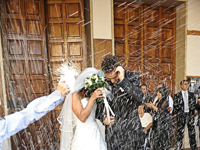 Il matrimonio di Pietro e Camilla a Pescia, Pistoia 42