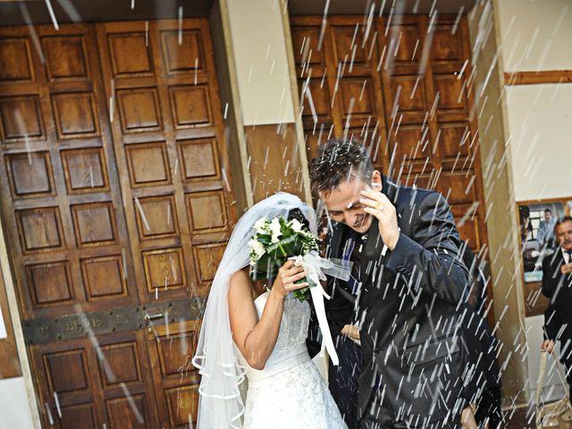 Il matrimonio di Pietro e Camilla a Pescia, Pistoia 43