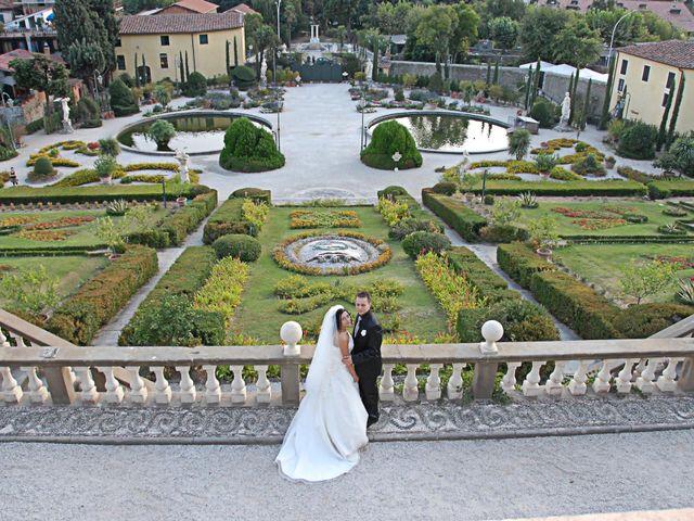 Il matrimonio di Pietro e Camilla a Pescia, Pistoia 45