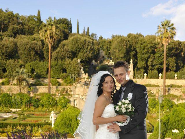 Il matrimonio di Pietro e Camilla a Pescia, Pistoia 49