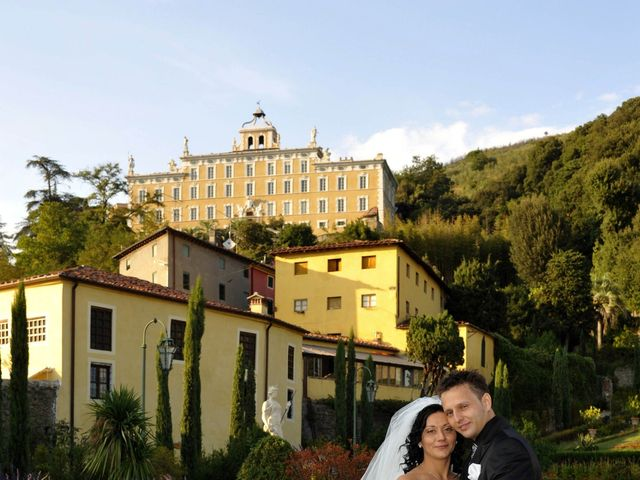 Il matrimonio di Pietro e Camilla a Pescia, Pistoia 50