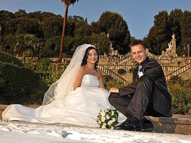 Il matrimonio di Pietro e Camilla a Pescia, Pistoia 59