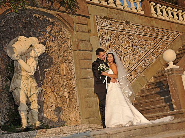 Il matrimonio di Pietro e Camilla a Pescia, Pistoia 61