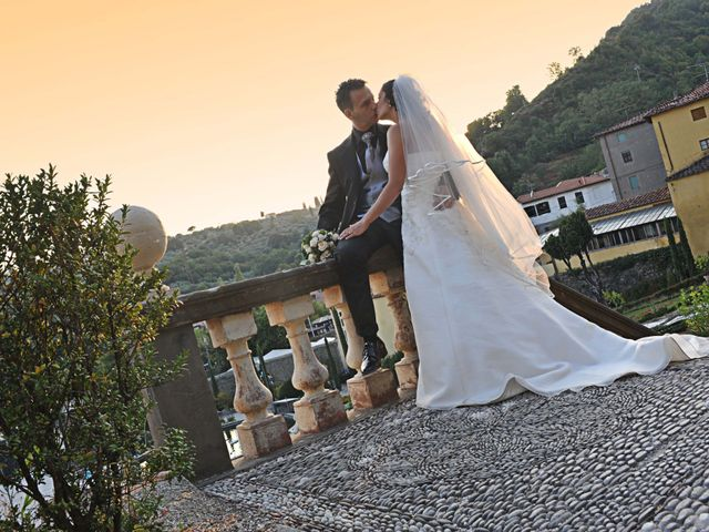 Il matrimonio di Pietro e Camilla a Pescia, Pistoia 1