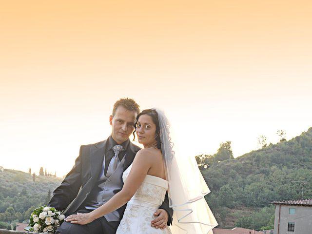 Il matrimonio di Pietro e Camilla a Pescia, Pistoia 70