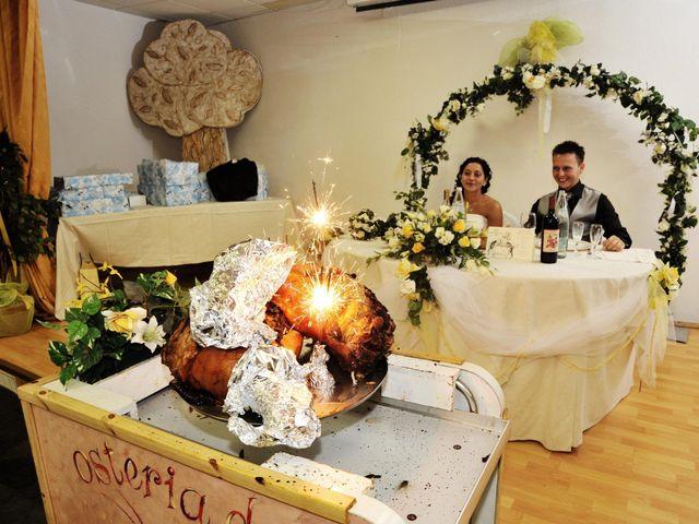 Il matrimonio di Pietro e Camilla a Pescia, Pistoia 86