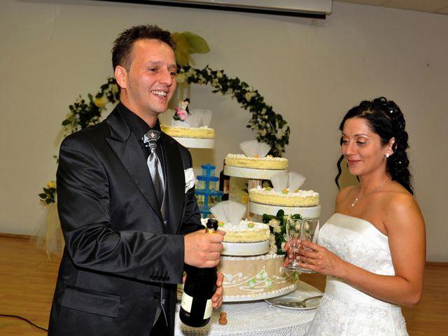 Il matrimonio di Pietro e Camilla a Pescia, Pistoia 92