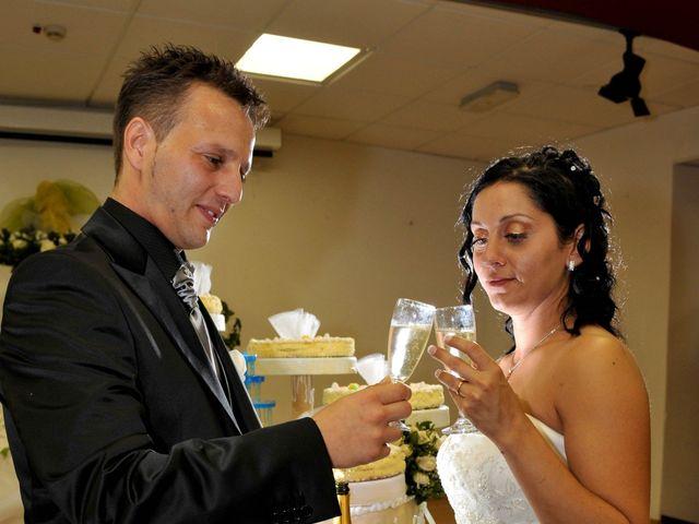 Il matrimonio di Pietro e Camilla a Pescia, Pistoia 93