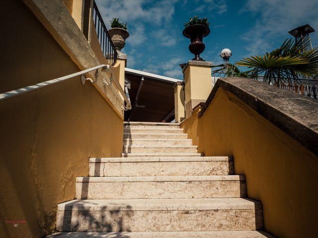 Il matrimonio di Jon e Rebecca a Gardone Riviera, Brescia 2