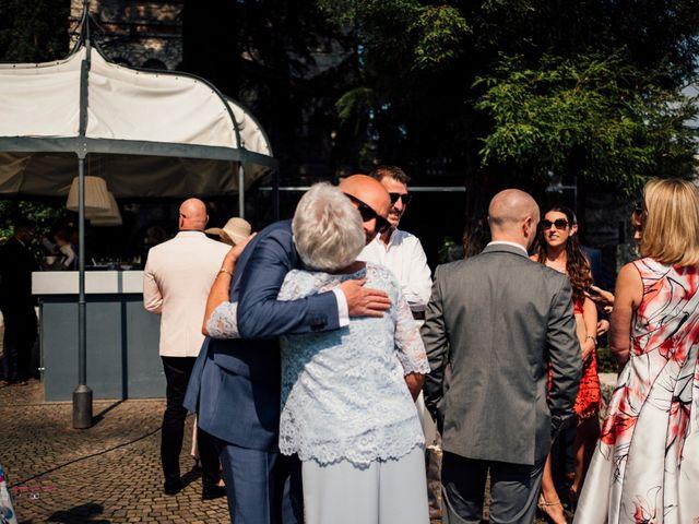 Il matrimonio di Jon e Rebecca a Gardone Riviera, Brescia 36