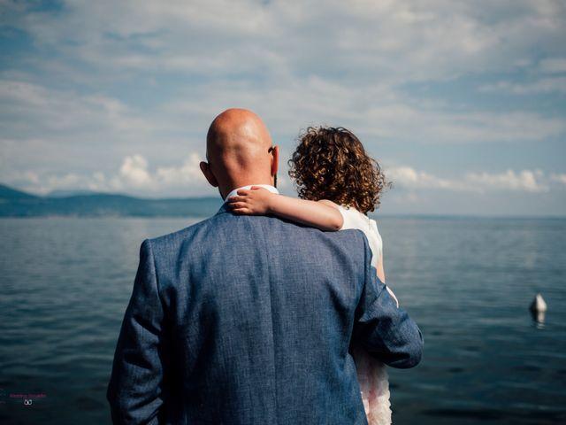 Il matrimonio di Jon e Rebecca a Gardone Riviera, Brescia 37