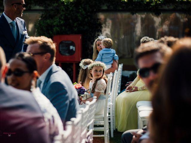 Il matrimonio di Jon e Rebecca a Gardone Riviera, Brescia 41