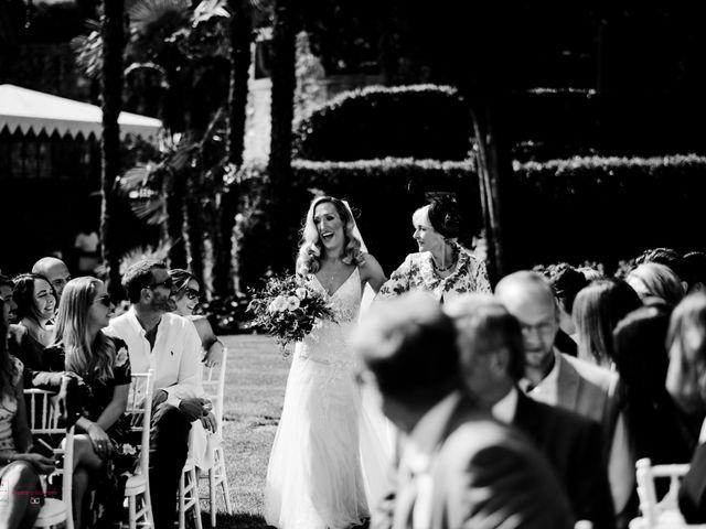 Il matrimonio di Jon e Rebecca a Gardone Riviera, Brescia 46
