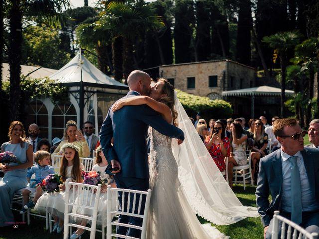 Il matrimonio di Jon e Rebecca a Gardone Riviera, Brescia 47