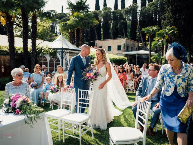 Il matrimonio di Jon e Rebecca a Gardone Riviera, Brescia 48