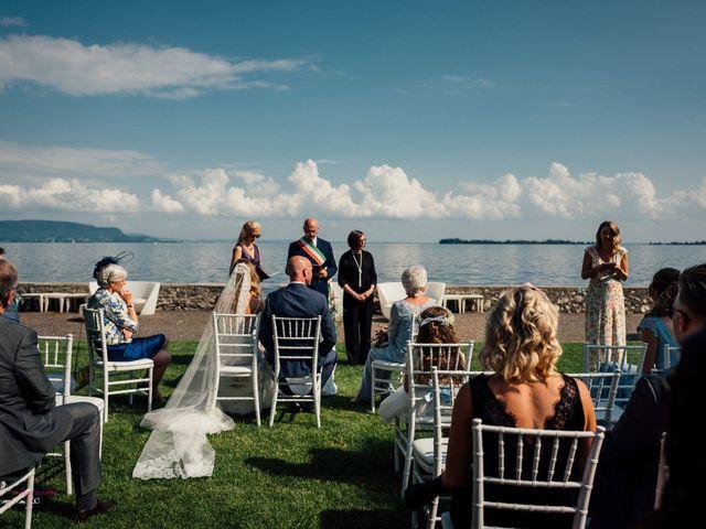 Il matrimonio di Jon e Rebecca a Gardone Riviera, Brescia 50