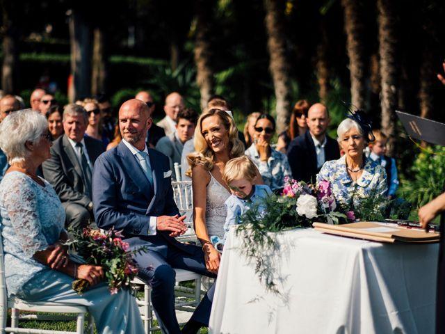 Il matrimonio di Jon e Rebecca a Gardone Riviera, Brescia 52